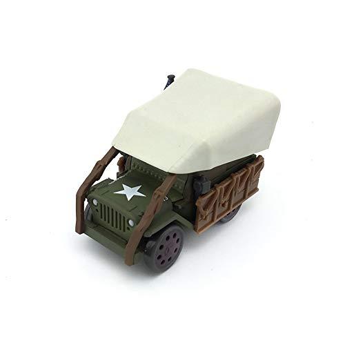 Disney Disney Pixar Cars Stanley Days Sarge Metal Diecast Toy Car 155 Loose in Stock