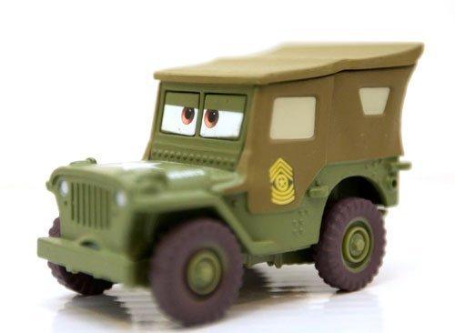 Disney Pixar Cars Sarge 155 loose Die-Cast