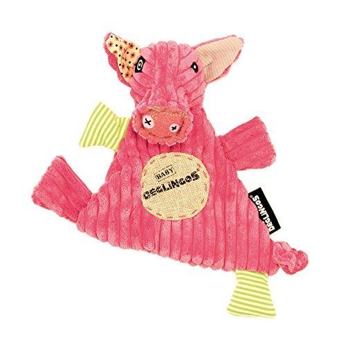 Deglingos Baby Blankie Jambonos the Pig by The Deglingos