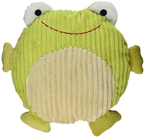 Sassafras Flipbit Frog Pillow Friends Plush Toy by Sassafras