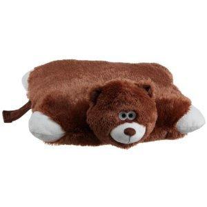 Moshi Snuggle Pal Pillows - Brown Bear