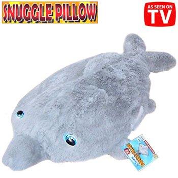 Snuggle Pillow Dolphin Pillow Pet