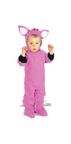 Piggy Wiggy Infant Costume