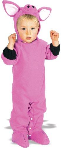 Piggy Wiggy - Newborn Costume