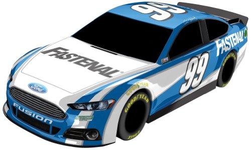 Carl Edwards  99 Fastenal 2014 NASCAR Plastic Toy Car 118 Scale