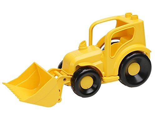 Generic Excavator Plastic Toy Car Color Yellow