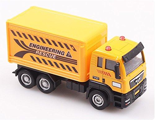 San Tokan Postal Vehicles Model Alloy Metal Plastic Toy Cars for Children Gift