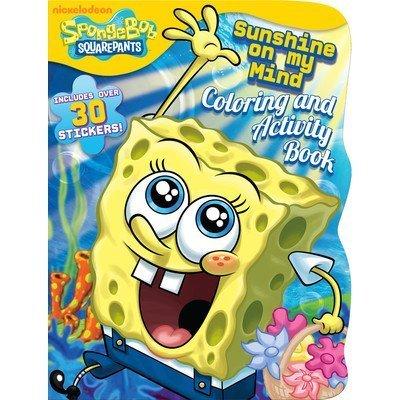 Bendon Publishing International 17766 Spongebob Coloring Activity Book by Bendon Publishing International