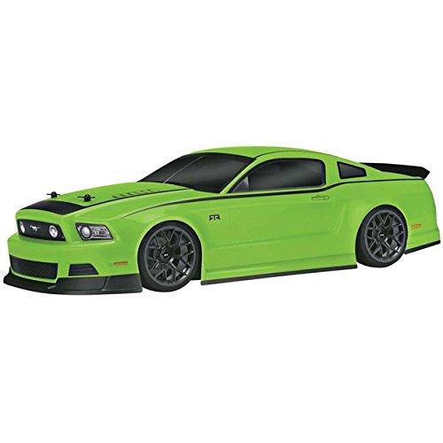 HPI Racing 109494 E10 2014 Mustang Green Body RTR RC Car
