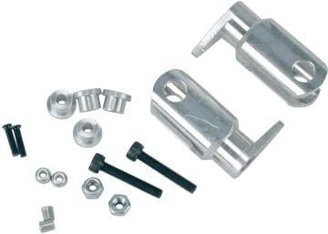 EF Main Rotor Grip Set - Alum - Shogun V1&2