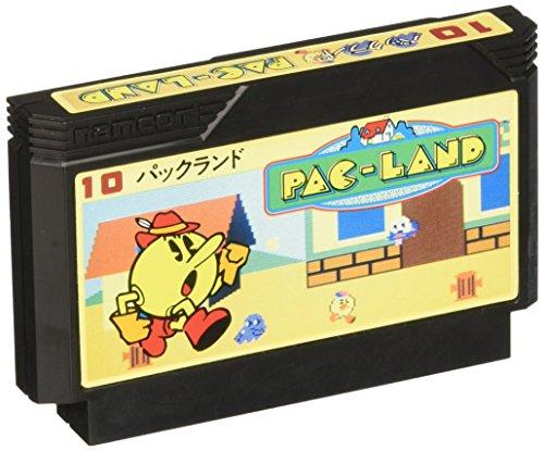 Pac-Land Famicom Japanese NES Import Konami