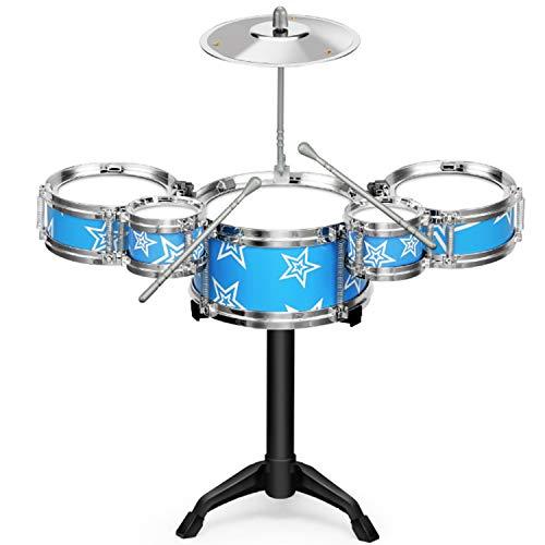 NLC mini Jess drum for children for fun kids drum set indoorno footstool