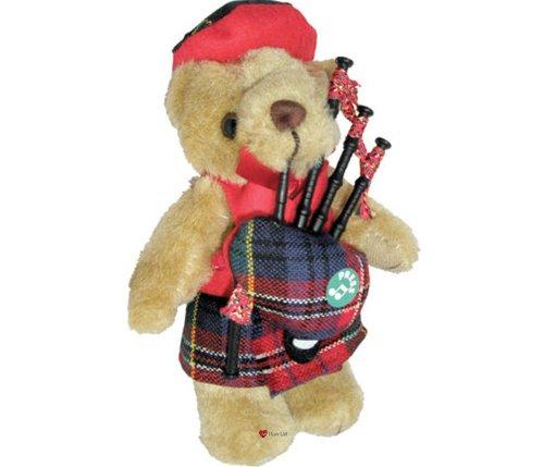 MacPherson Clan Musical Teddy
