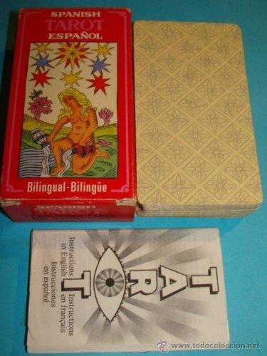 Vintage Tarot Cards 1JJ Deck 1970 SR Kaplan