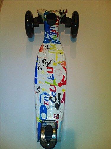 Aluminium Kick Scooter for Kids Outdoor Sport Child Gift 1