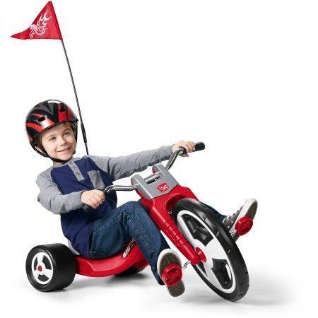 Radio Flyer Big Flyer Sleek Racing Sport Trike  Red