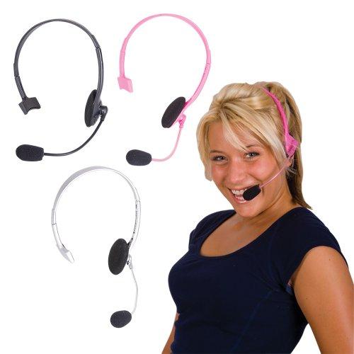 Diva Rock Star Toy Microphone Headbands 1 dz
