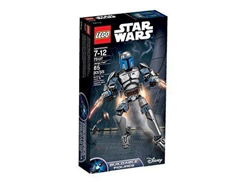 LEGO Star Wars Jango Fett Building Block 85pcs Figures Toys