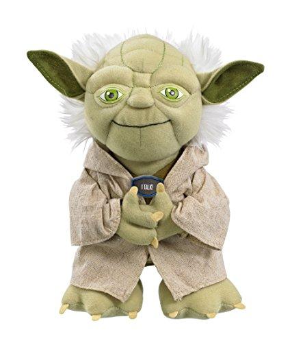 Star Wars Plush - Stuffed Talking 9 Yoda Character Plush Toy