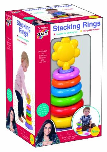 Galt Toys Inc Dr Miriam Stacking Rings
