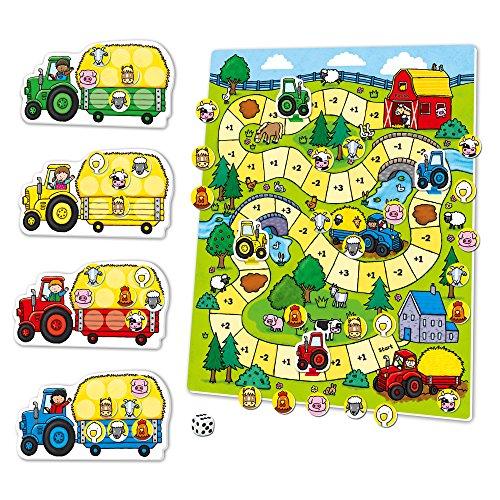 Galt Toys Inc Farmyard Frenzy Board Game