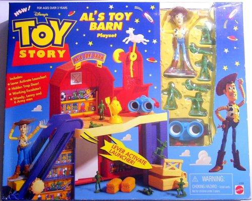 Disneys Toy Story - Als Toy Barn Playset