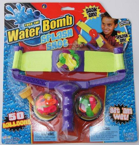 Toss Em Water Balloon Sling Shot