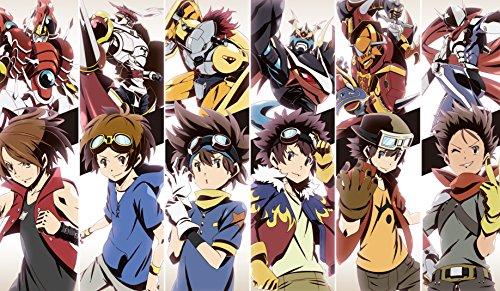 Digimon Six Legendary Heroes CUSTOM PLAYMAT ANIME PLAYMAT 148