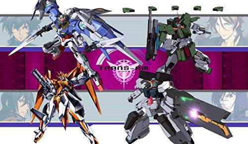 Mobile Suit Gundam 00 PLAYMAT CUSTOM PLAY MAT ANIME PLAYMAT 199 by MT