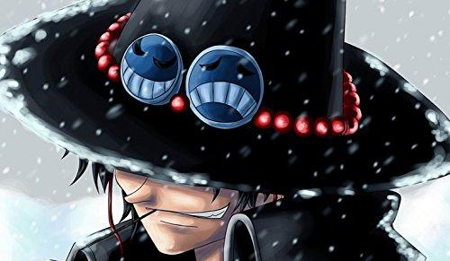 One Piece Portgas D Ace CUSTOM PLAY MAT ANIME PLAYMAT 165