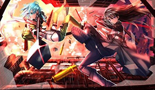 Sword Art Online 2 PLAYMAT CUSTOM PLAY MAT ANIME PLAYMAT 201