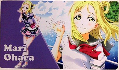 Love Live Sunshine LoveLive aqours card game play mat desk mat Ohara Kikuä»
