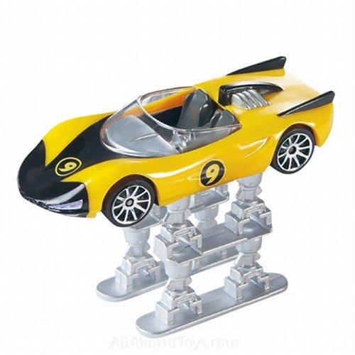 RACER X STREET CAR WITH JUMP JACKS Hot Wheels SPEED RACER 164 Scale Movie Vehicle