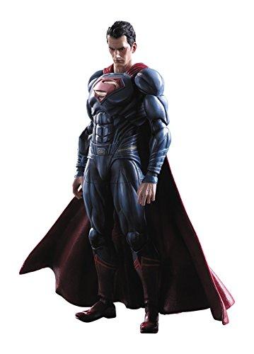 Square Enix Batman v Superman Dawn of Justice Play Arts Kai Superman Action Figure
