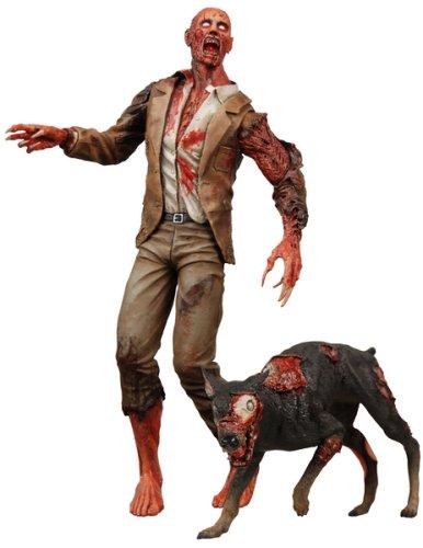 Resident Evil Anniversary Series 2 Crimson Head Zombie Action Figure