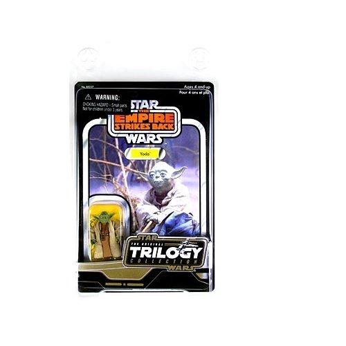 Hasbro Star Wars Original Trilogy Collection 2004 Yoda Action Figure