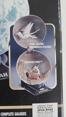 Qiyun Kenner Star Wars Complete Galaxy Dagobah with Yoda Action Figure 076281698281