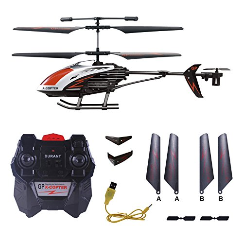 AOLI G610 Durant Infrared Remote Control Helicopter 3 Channel with Gyro RC Crash Toys