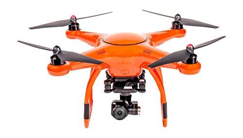Autel Robotics X-Star Premium Drone with 4K Camera 12-Mile HD Live View Hard Case Orange