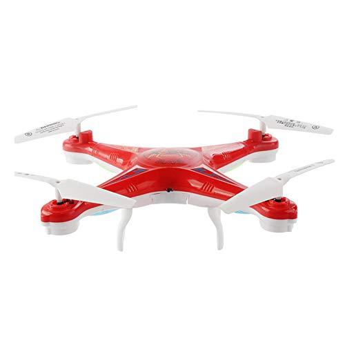 Aerial Wide Angle RC UAV Drone Quadcopter Remote Control Mini Camera Aircraft Kids Children Toy - RedBlueGreenWhite
