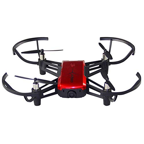 RC Drone with HD Camera Live Video 24G WiFi ARRIS FPV Quadcopter RTF W 720P 2MP 120°Wide-Angle CameraAltitude HoldHeadless ModeOne Key FunctionAPP Control  3D Flip Red Color
