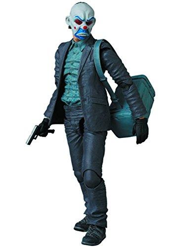 Dark Knight Joker Bank Robber Action Figure