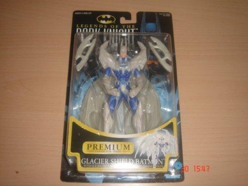 Glacier Shield Batman Legends of the Dark Knight Action Figure