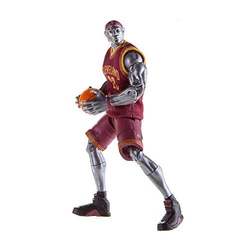 NBA Heroes Action Figure LeBron James Cleveland Cavaliers
