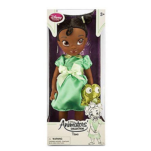 Disney Princess Animators Collection 16 Inch Doll Figure Tiana