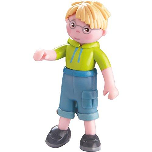 HABA Little Friends Steven - 4 Bendy Boy Brother Doll Figure