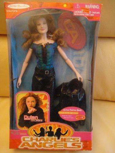 Jakks Pacific Charlies Charlies Angels Dylan Drew Barrymore Doll Figure