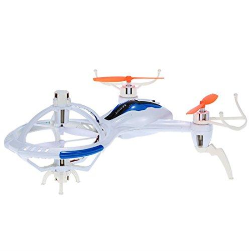 SkyCo M71  X51 Spaceship 24G 6 Axis Gyro Remote Control 3D Flip RTF RC Quadcopter Mini Drone