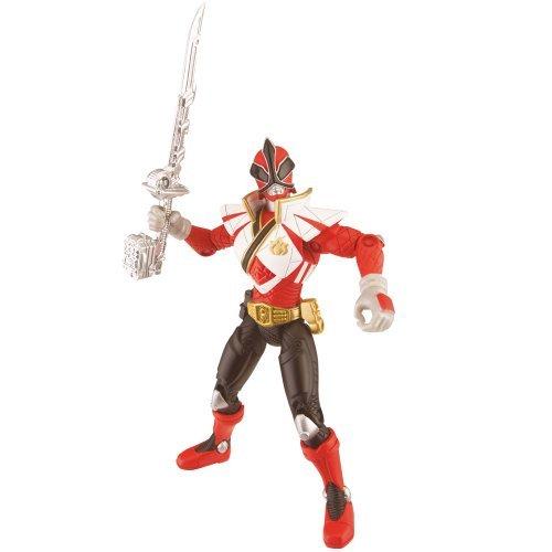 Power Rangers Super Samurai Action Figure Ranger Super Mega Mode Red by Power Rangers Super Samurai