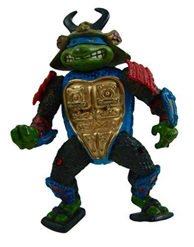 Teenage Mutant Ninja Turtles TMNT Series 4 Leo - The Sewer Samurai 45 Inch Action Figure 1990 Playmates